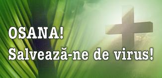 Petru Lascău 🔴 Osana! Salvează-ne de virus!