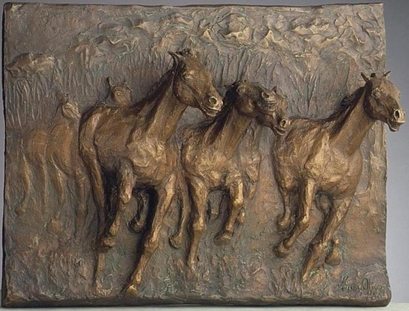 Lucio Olivieri | Italian Figurative sculptor