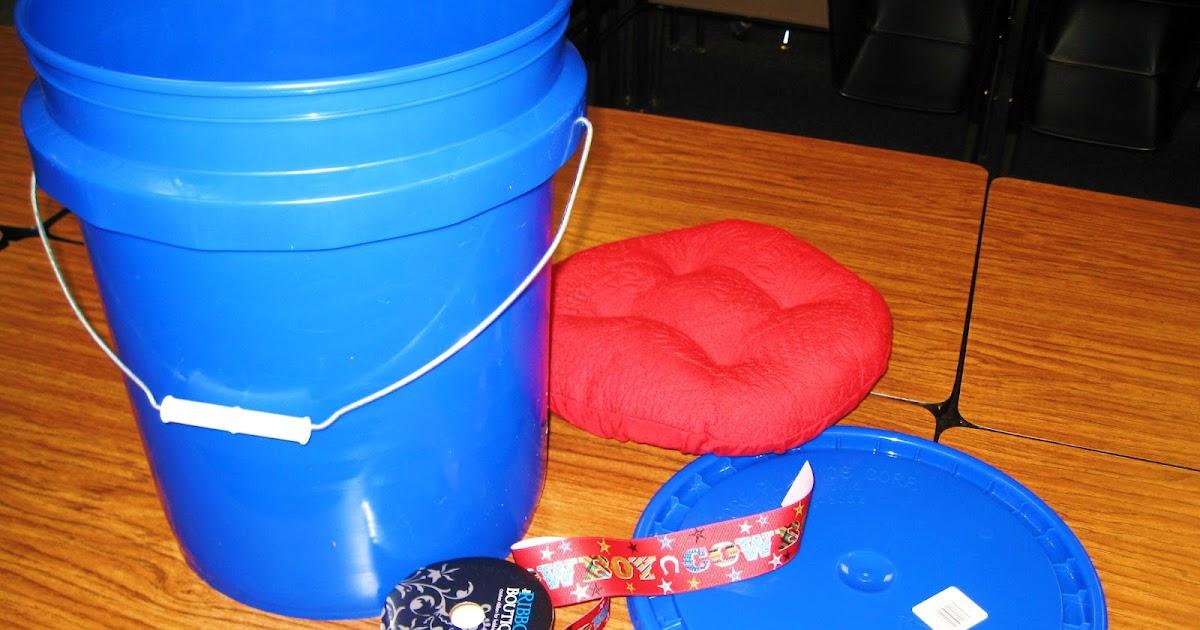First Grade Wow Buckaroo Buckets