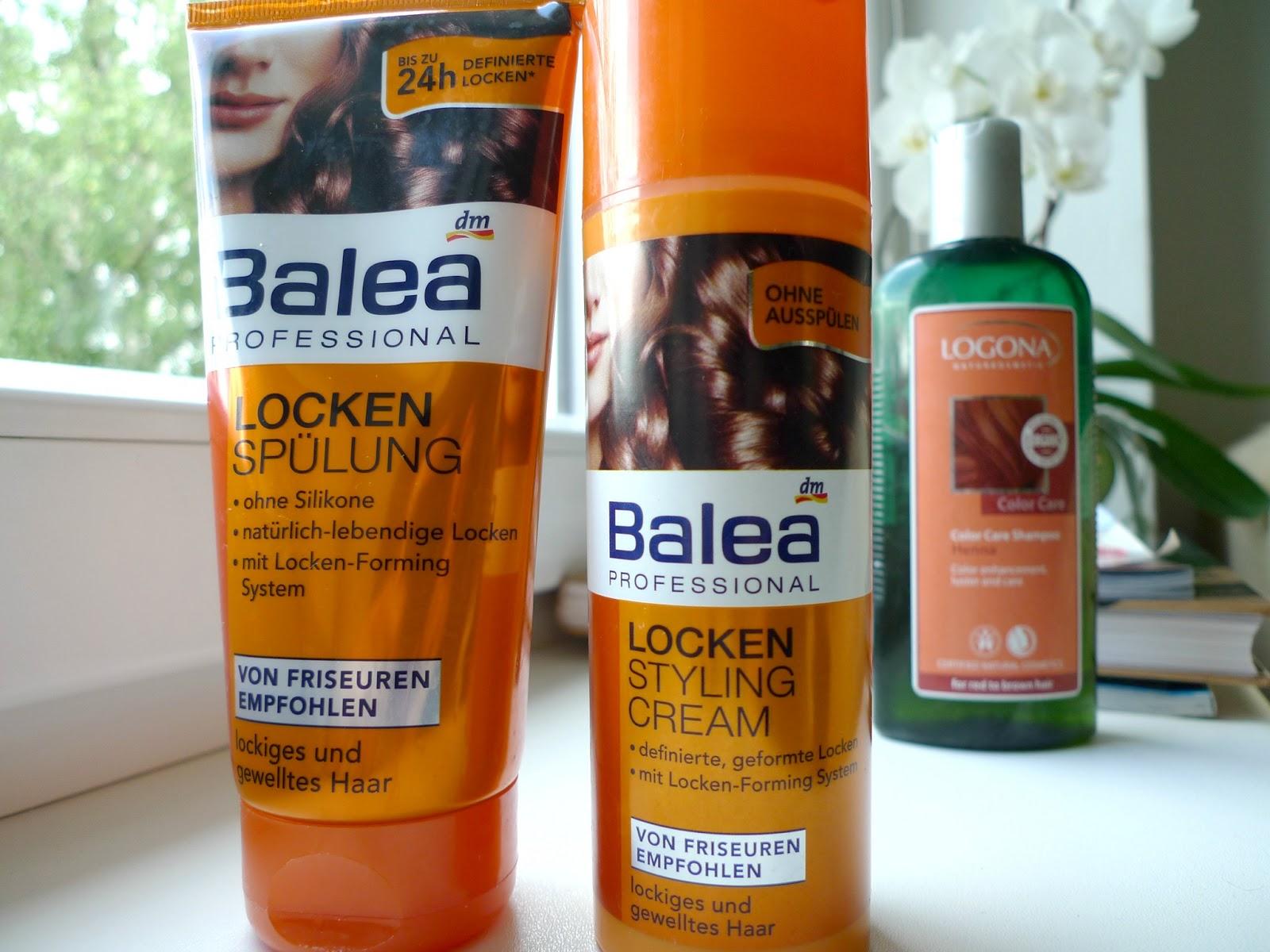přípravky pro kudrnaté vlasy