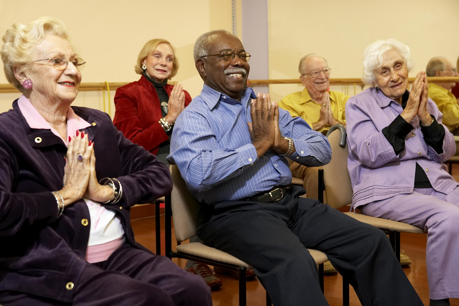 Chair Yoga Amp Chair Tai Chi For Seniors Yoga With Patience