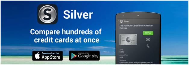 Credit Cards Search Has Never Been This Fast And Easy To Do With Silver