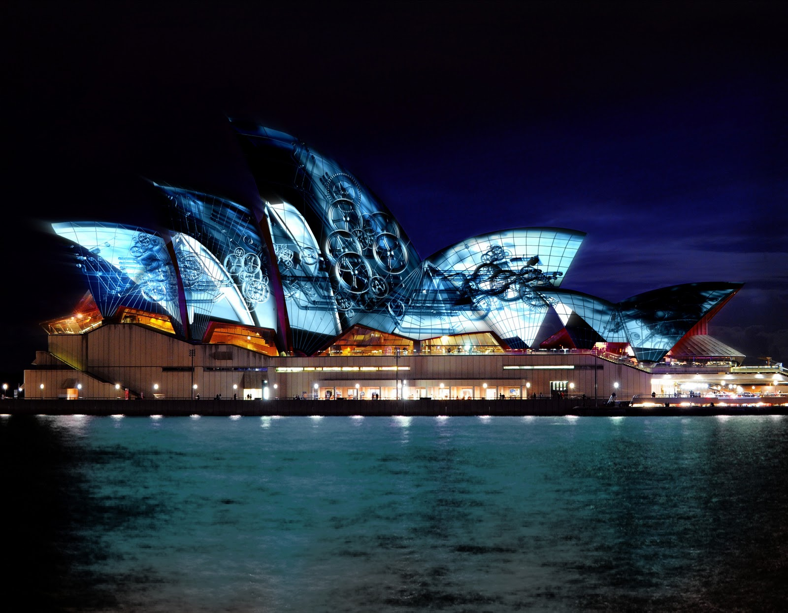 Opera House+Sydney+Australia+18 - View Pictures Of Sydney Australia Opera House  Pics