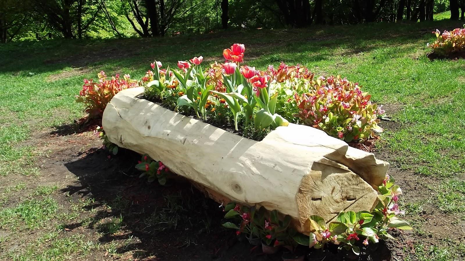 Цветочники из дерева своими руками фото 54
