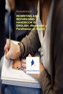 REWRITING AND REPHRASING IN ENGLISH