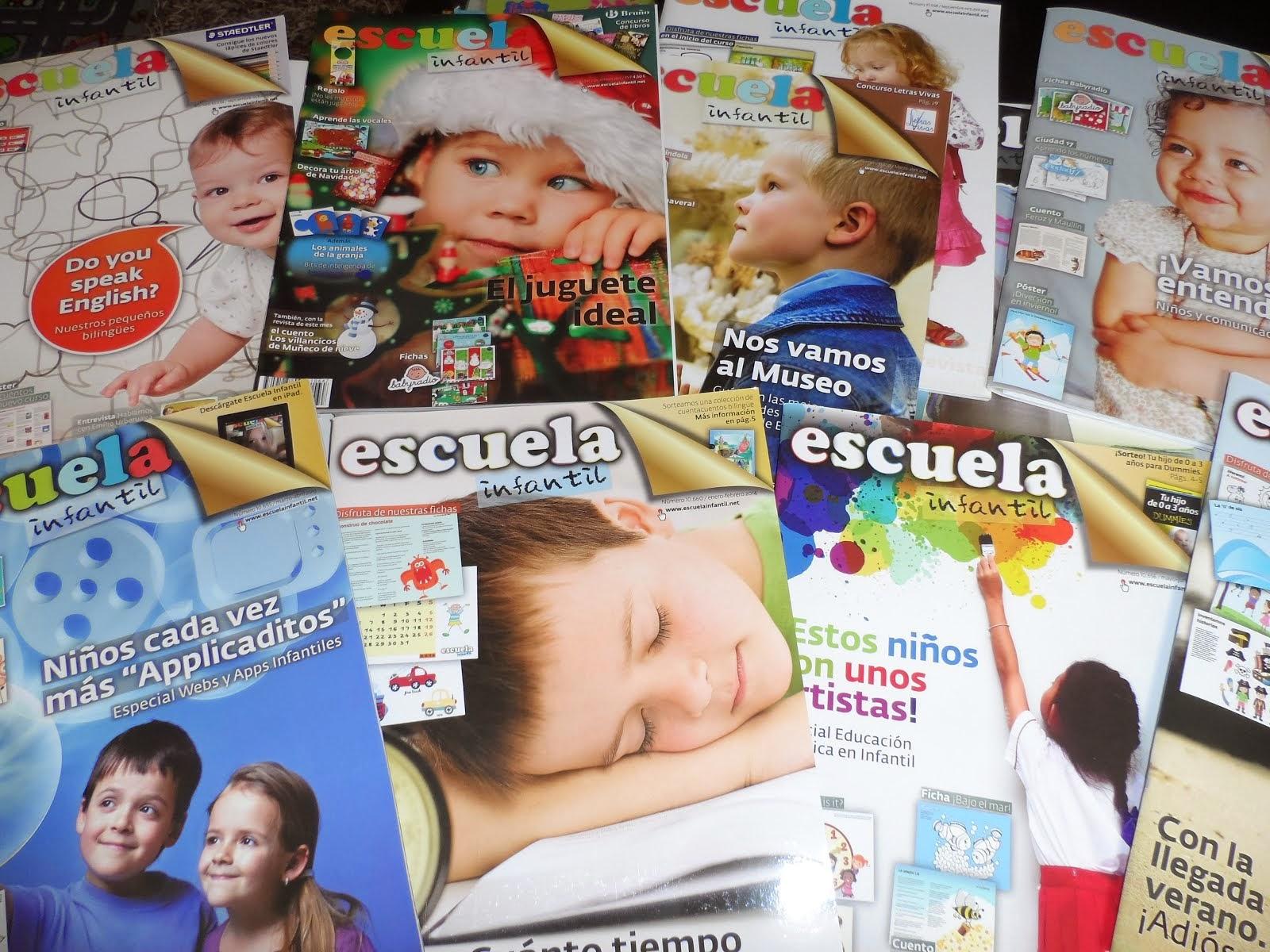Cuentos en Escuela infantil