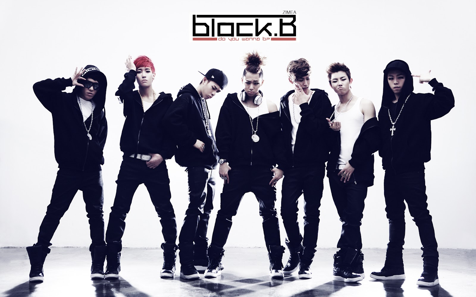 MY LOVELY BLOCK B