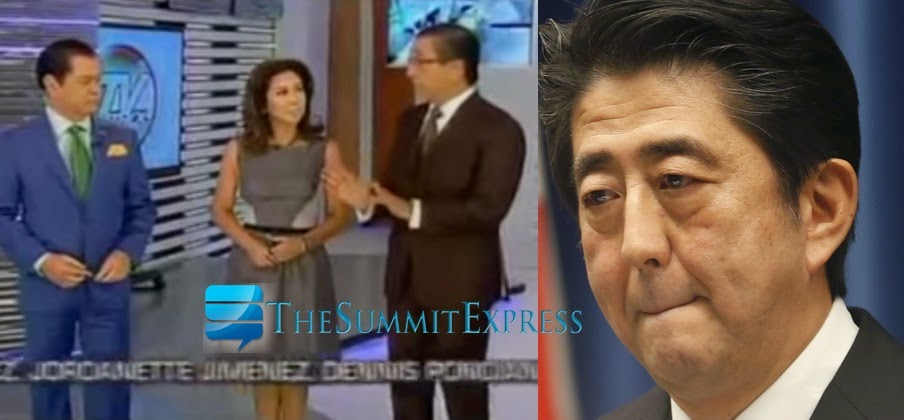 'Korina Sanchez Declared Persona Non Grata by Japan' Hoax News is now viral