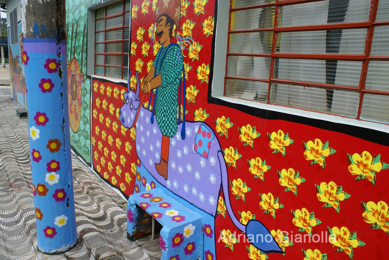 Adriano gianolla pintura - Pintura acrilica paredes ...