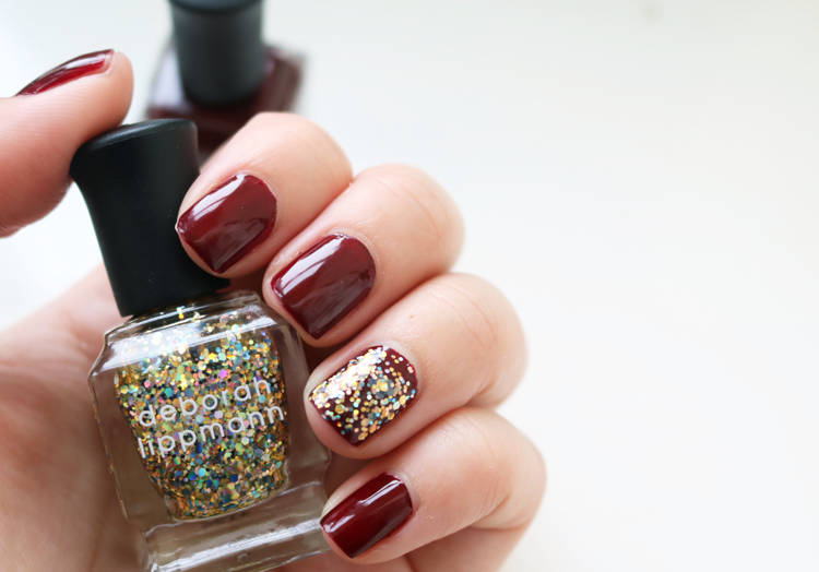 Deborah Lippmann's Dance Music Duet set - Single Ladies & Glitter And Be Gay Swatches
