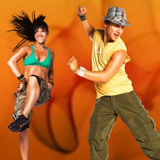 энергичные танцы