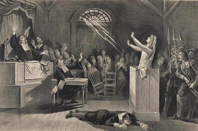 the puritanism in salem The salem witch trials (1692) was a period in american history characterised by hysteria and wiccaphobia this afflicted the puritan, new england colony of salem in massachusetts where over 200 citizens were convicted and 20 were executed.