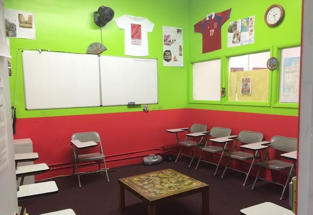 Advance English Academy em San Francisco