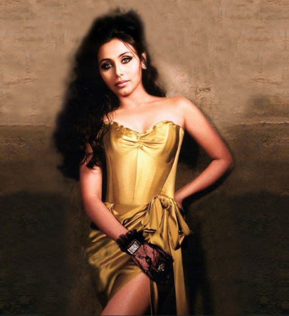 rani mukherjee in undress