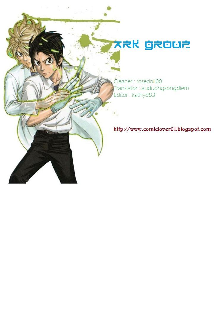 Doctor Duo chap 21 - Trang 1