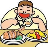 Cara makan yang benar menurut islam