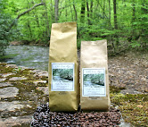 Old Linn Run coffee & stream