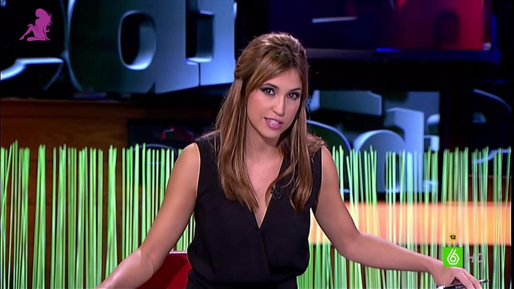 SANDRA SABATES, EL INTERMEDIO (21.10.15)