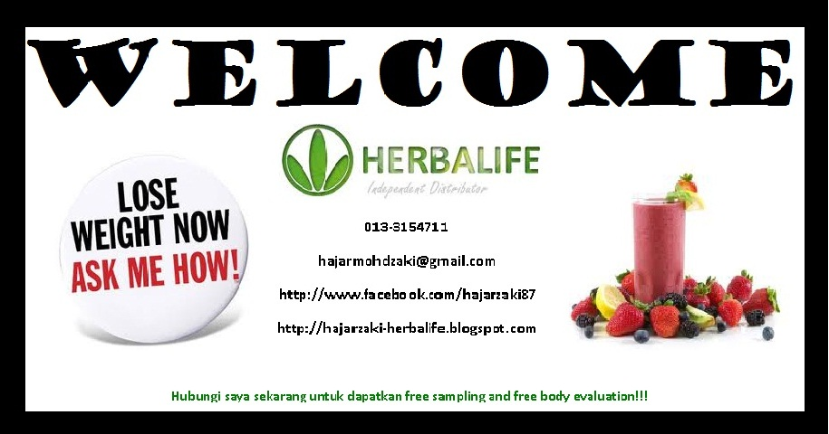 Hajar Zaki and Herbalife