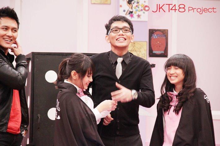 nabilah dan achan JKT48 School episode 7