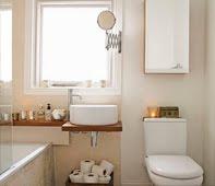 Tippek apró fürdőszobákhoz