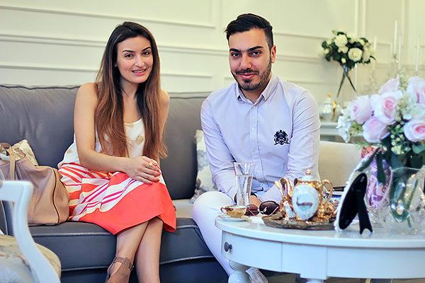 Vahan Khachatryan armenian designer