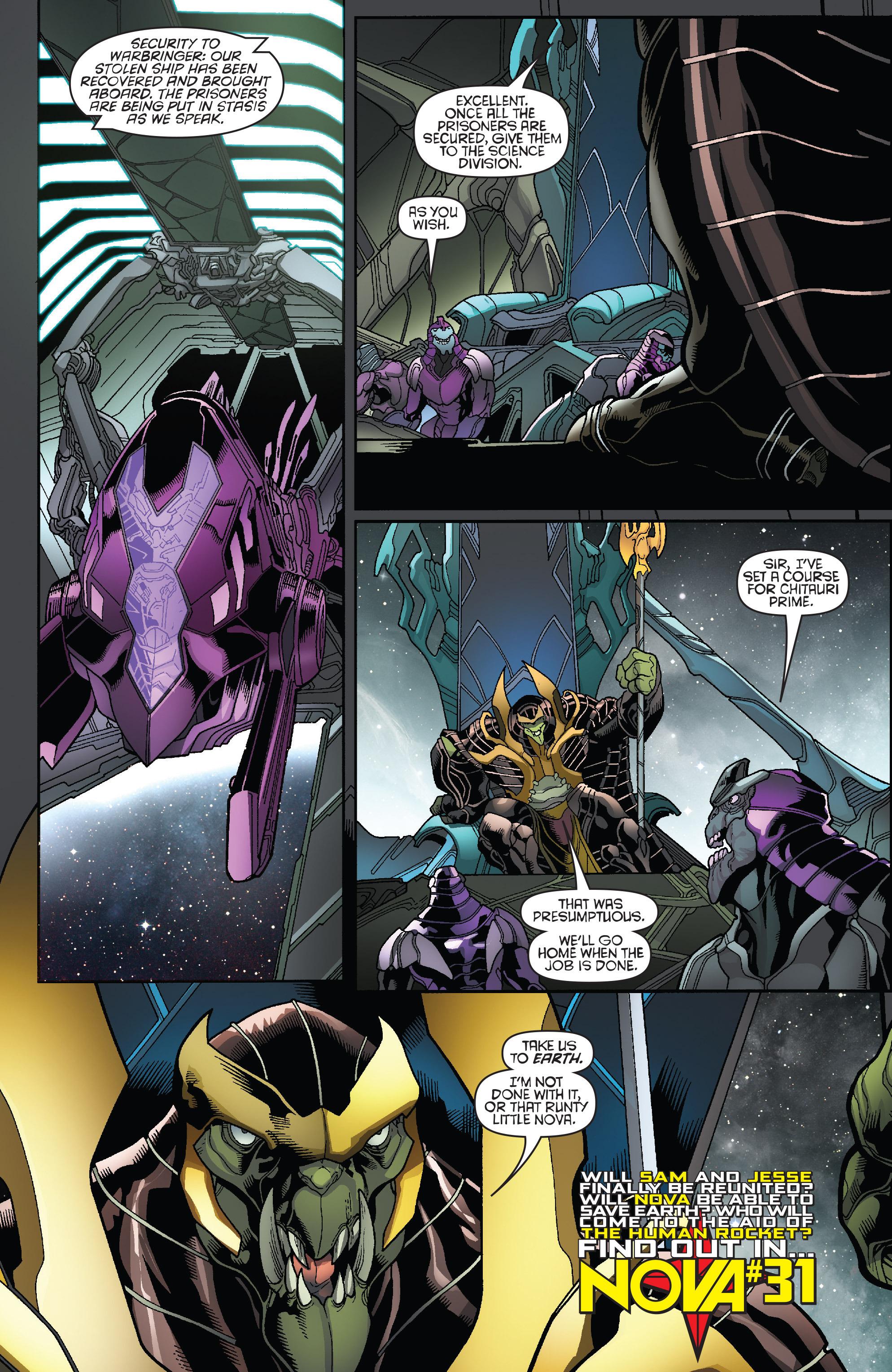 Nova (2013) - Chapter  30 | pic 19