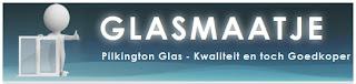 Glasmaatje Pilkington glas
