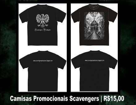 Camisas Promocionais | Modelo 01 | Modelo 02 | R$15,00