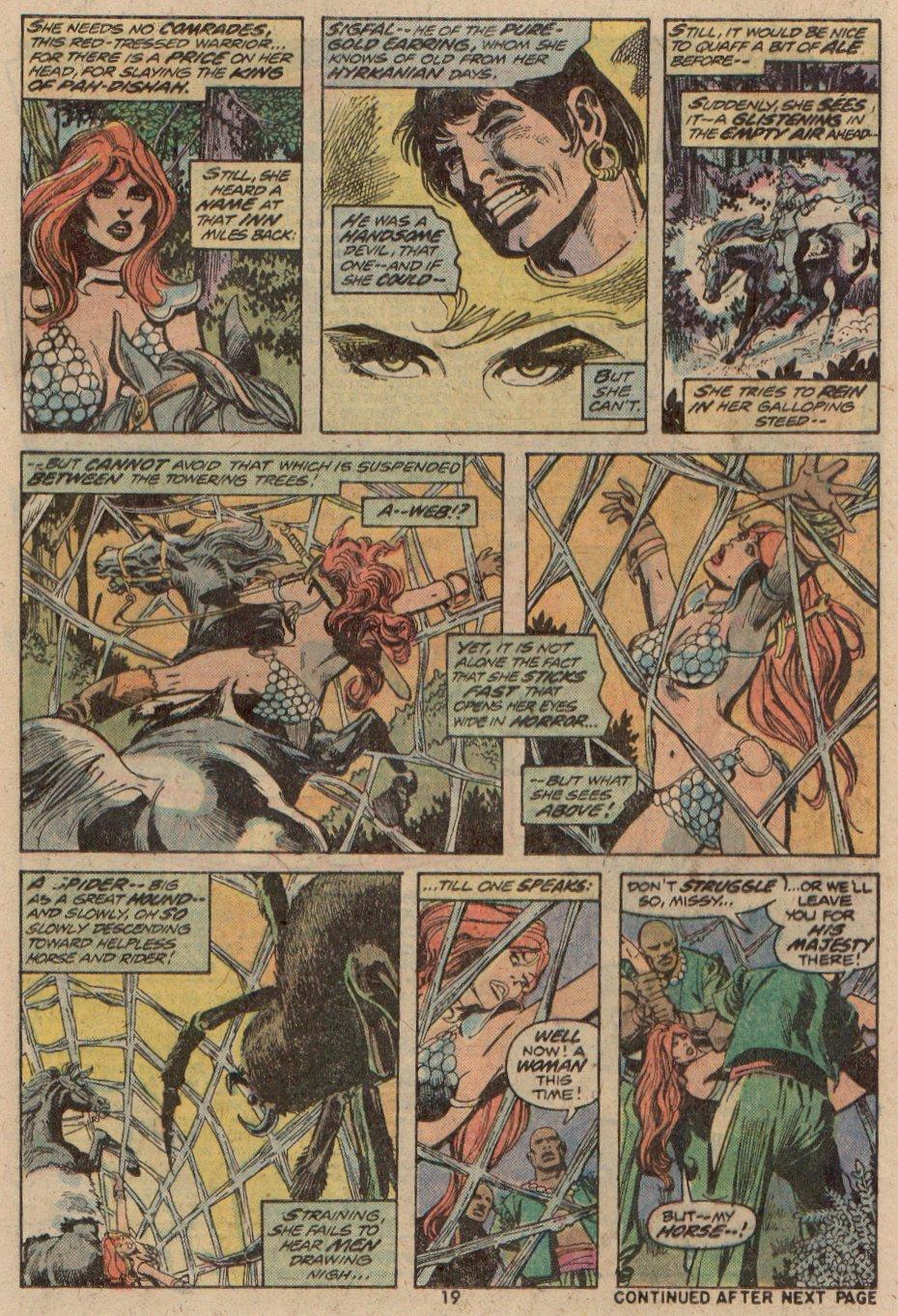 Conan the Barbarian (1970) Issue #48 #60 - English 13