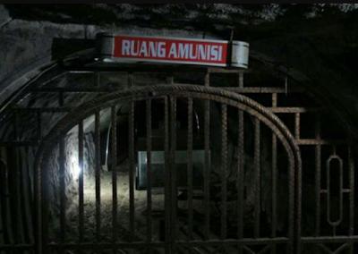 Tempat wisata di Sumatera Barat dengan judul Tempat Wisata Lobang Jepang Bukittinggi Sumatera Barat (Sumbar)