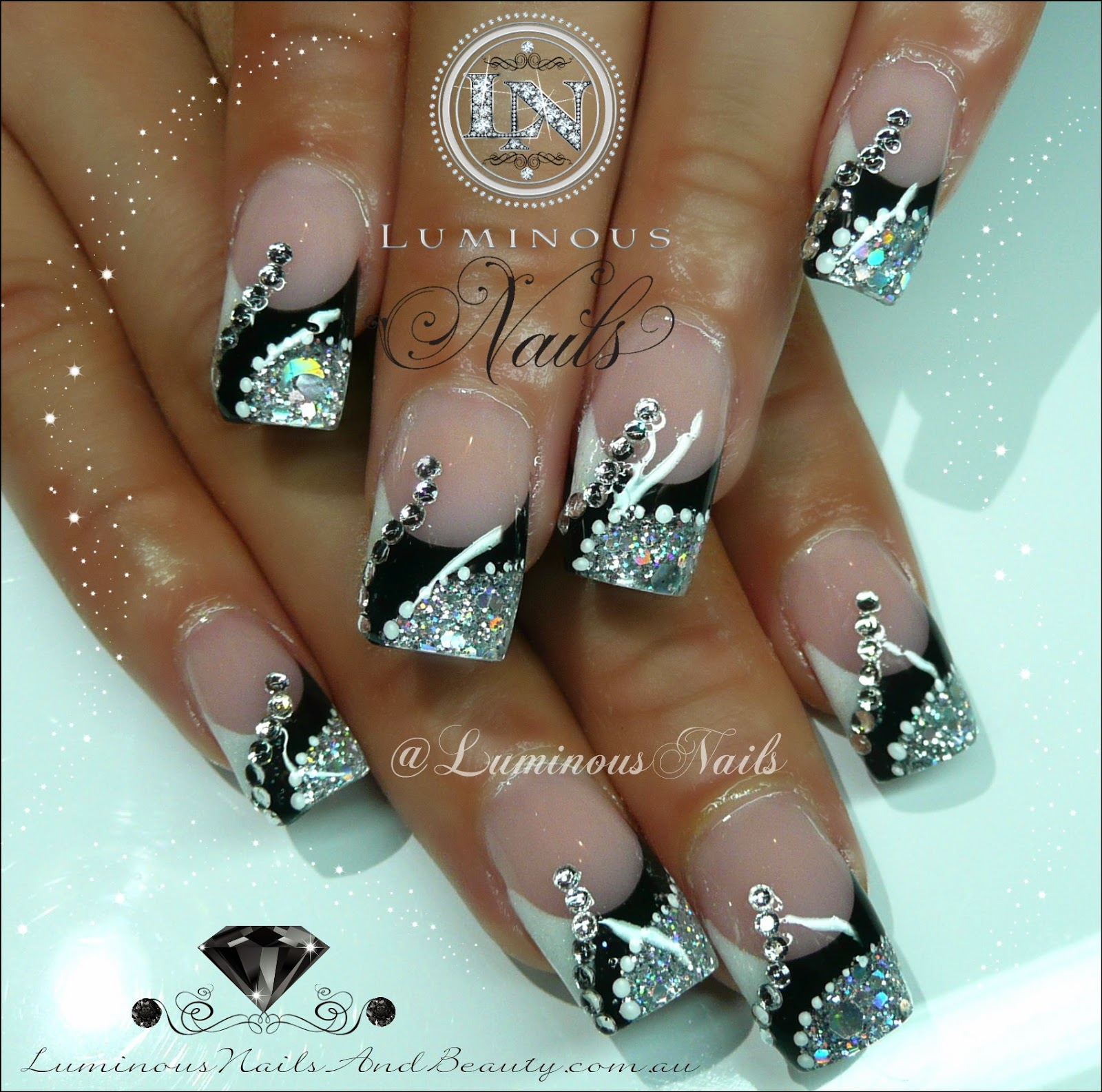 Luminous Nails: April 2014