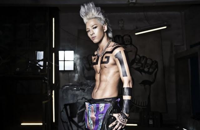 Foto Taeyang BIGBANG