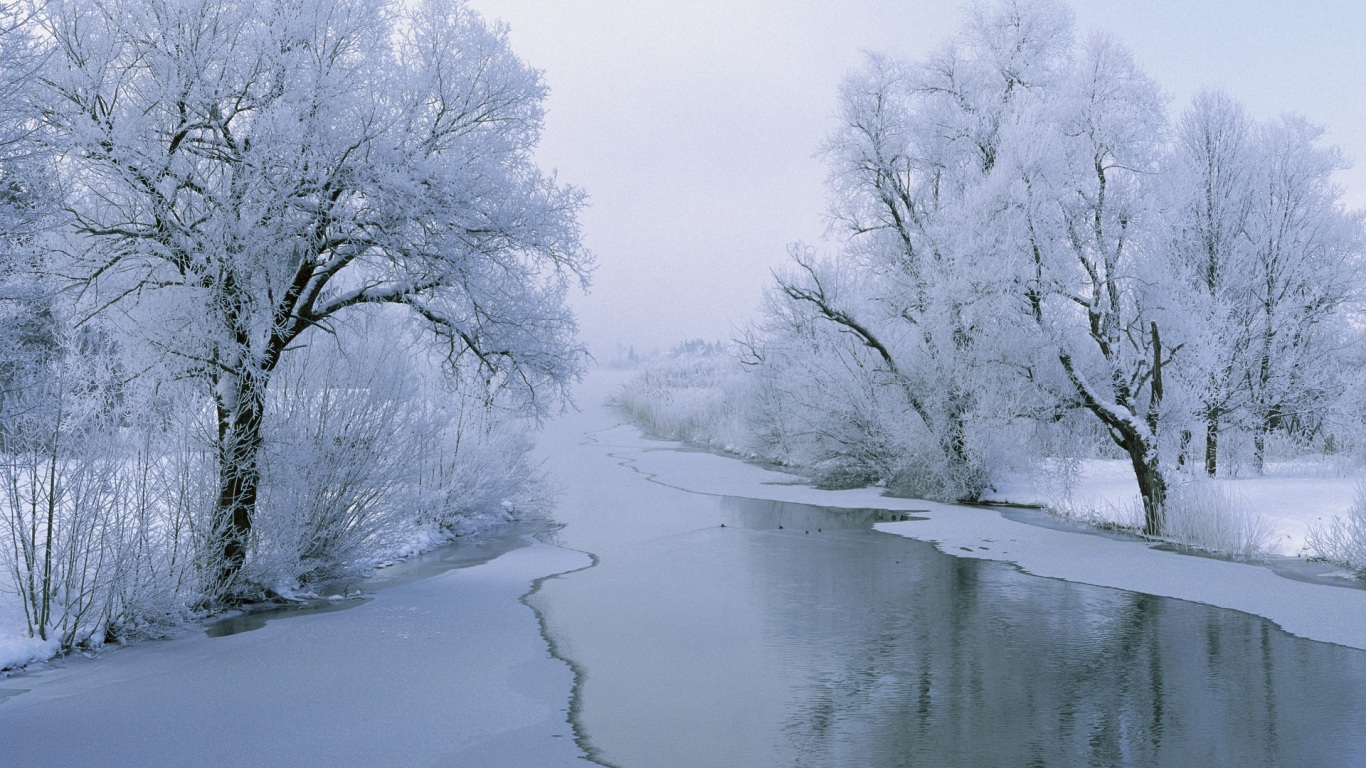 43 Beautiful Winter Wallpapers