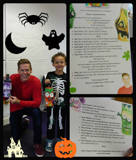 Spooky Halloween Paper Lanterns How To with Lloyd Warbey