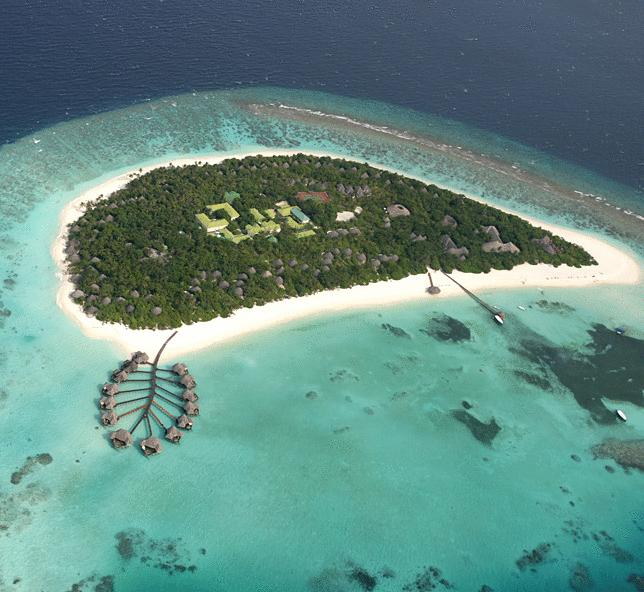 Maldives Baa Atoll Coco Palm Dhuni Kolhu