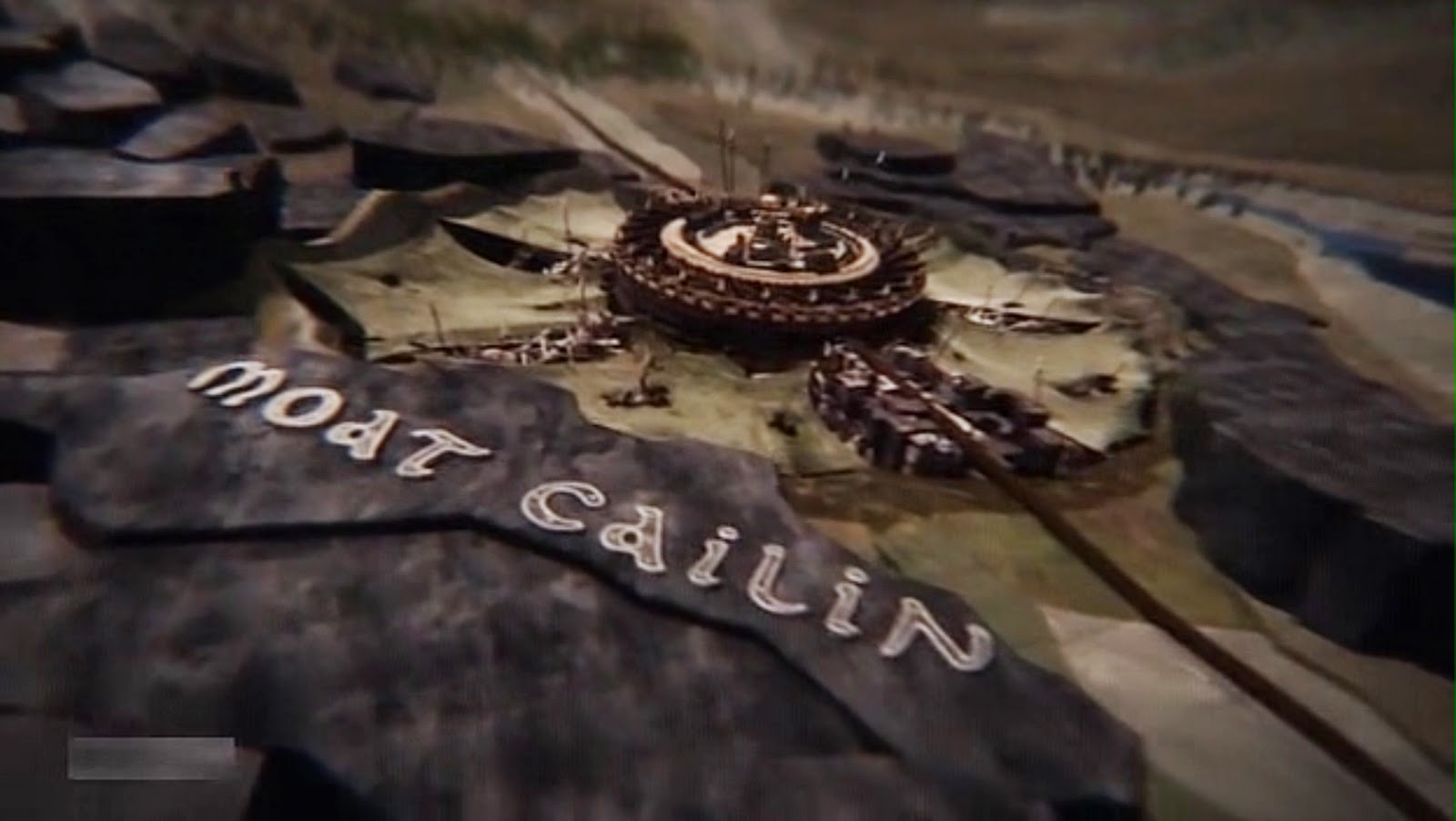 HBO Game of Thrones s05e03: Moat Cailin