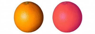 Duas laranjas