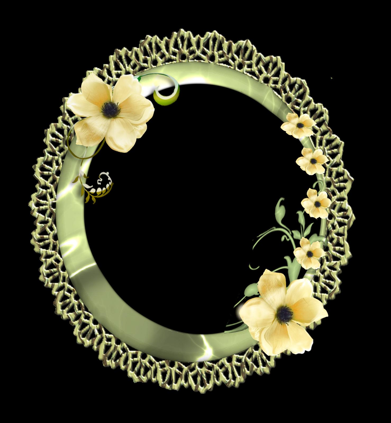 Colecci n de gifs marcos para fotos de flores - Marcos de fotos grandes ...