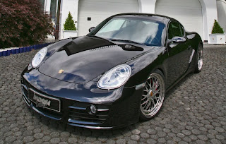 New Design Modern Cars Porsche Cayman S Black Edition 2