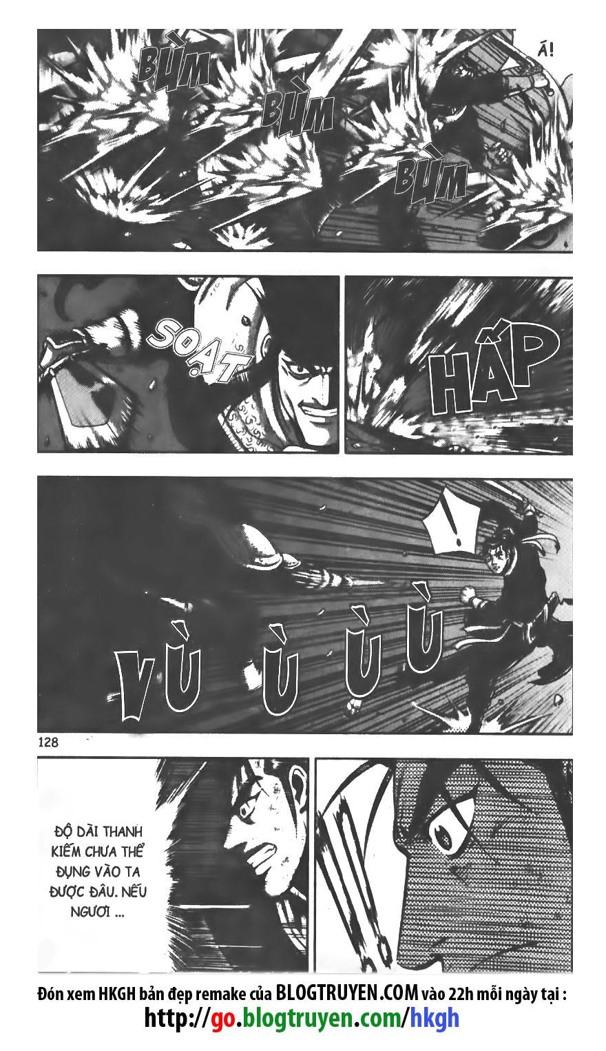 Hiệp Khách Giang Hồ chap 345 Trang 19 - Mangak.info