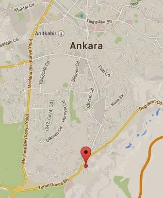 Zambiya Büyükelçiliği Ankara