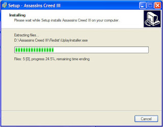 setup Assassin's Creed 3