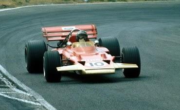 Formula 1 1970 Jochen Rindt/ Lotus