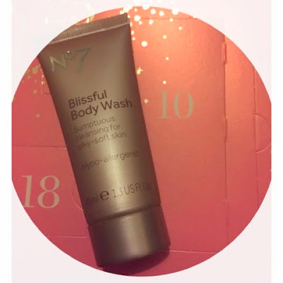 No7 Blissful Body Wash