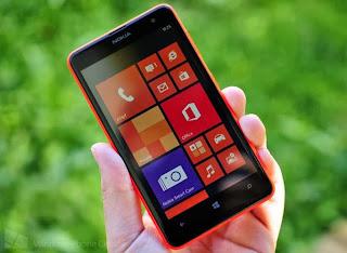 fitur Nokia Lumia 625