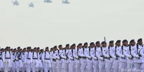 Persahabatan TNI AL dan AL Kerajaan Inggris Terjalin Erat