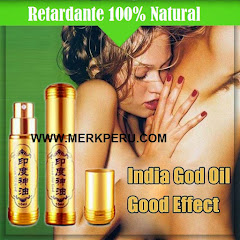 Spray INDIAN GOD OIL