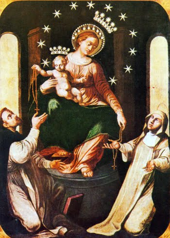 Most Blessed Virgin Mary, Mother of God!