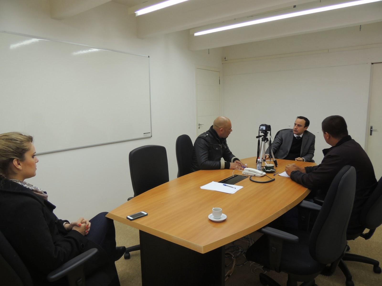Confraria de Notícias entrevista Secretário SMSU Roberto Porto - Entrevista na íntegra!